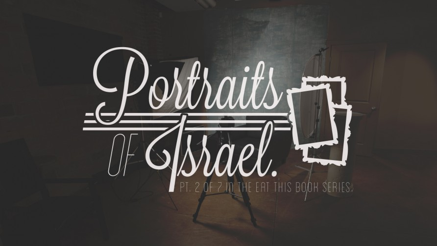 Eat This Book: Portraits of Israel