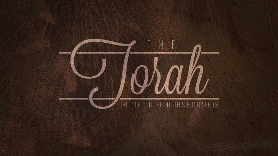 Eat This Book: The Torah