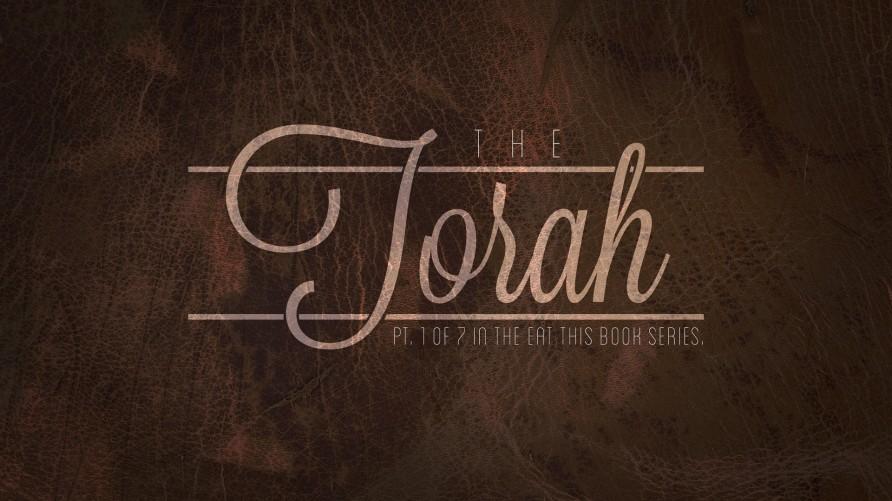 Eat This Book: The Torah