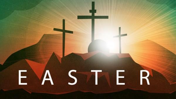 Palm Sunday & Easter