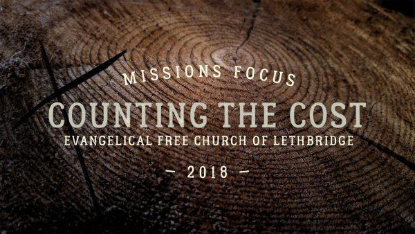 Missions Focus 2018