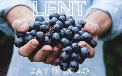 The Spies – Lent, Day 19 of 40
