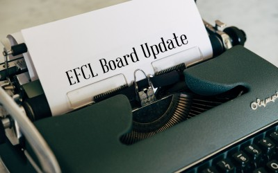 EFCL Leadership Board Update – November 9, 2020