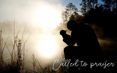Prayer – April 16, 2020
