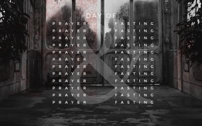 Day of Prayer & Fasting: Monday, July 20